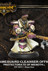 Warmachine Protectorate - Cleanser Officer