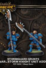 Warmachine Cygnar - Stormguard Grunts Blister(2)