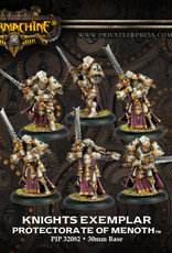 Warmachine Protectorate - Knights Exemplar
