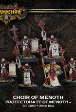 Warmachine Protectorate - Choir of Menoth