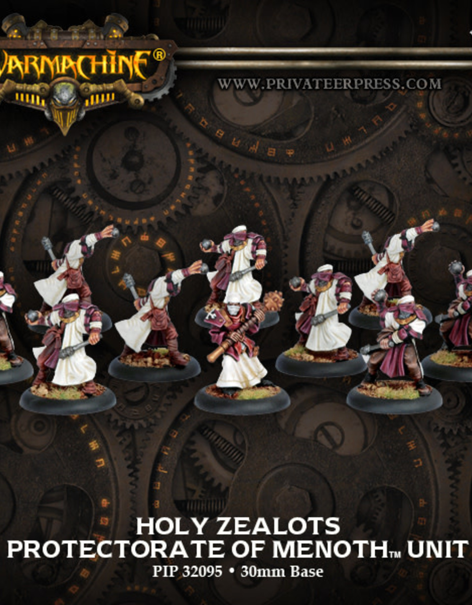 Warmachine Protectorate - Holy Zealots Box