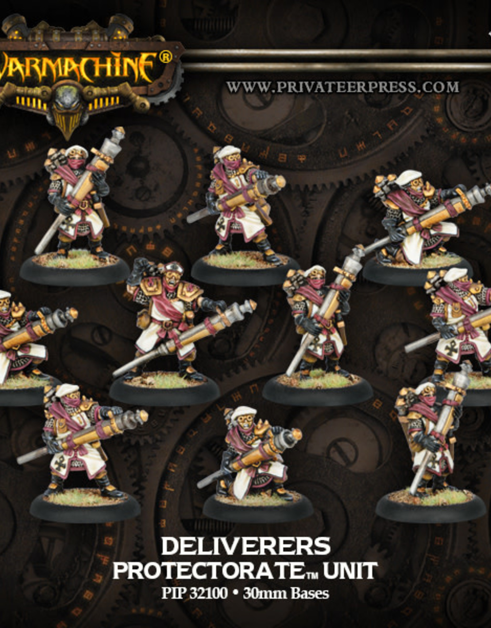 Warmachine Protectorate - Deliverers