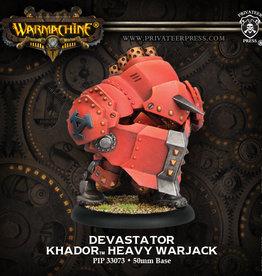Warmachine Khador - Devastator