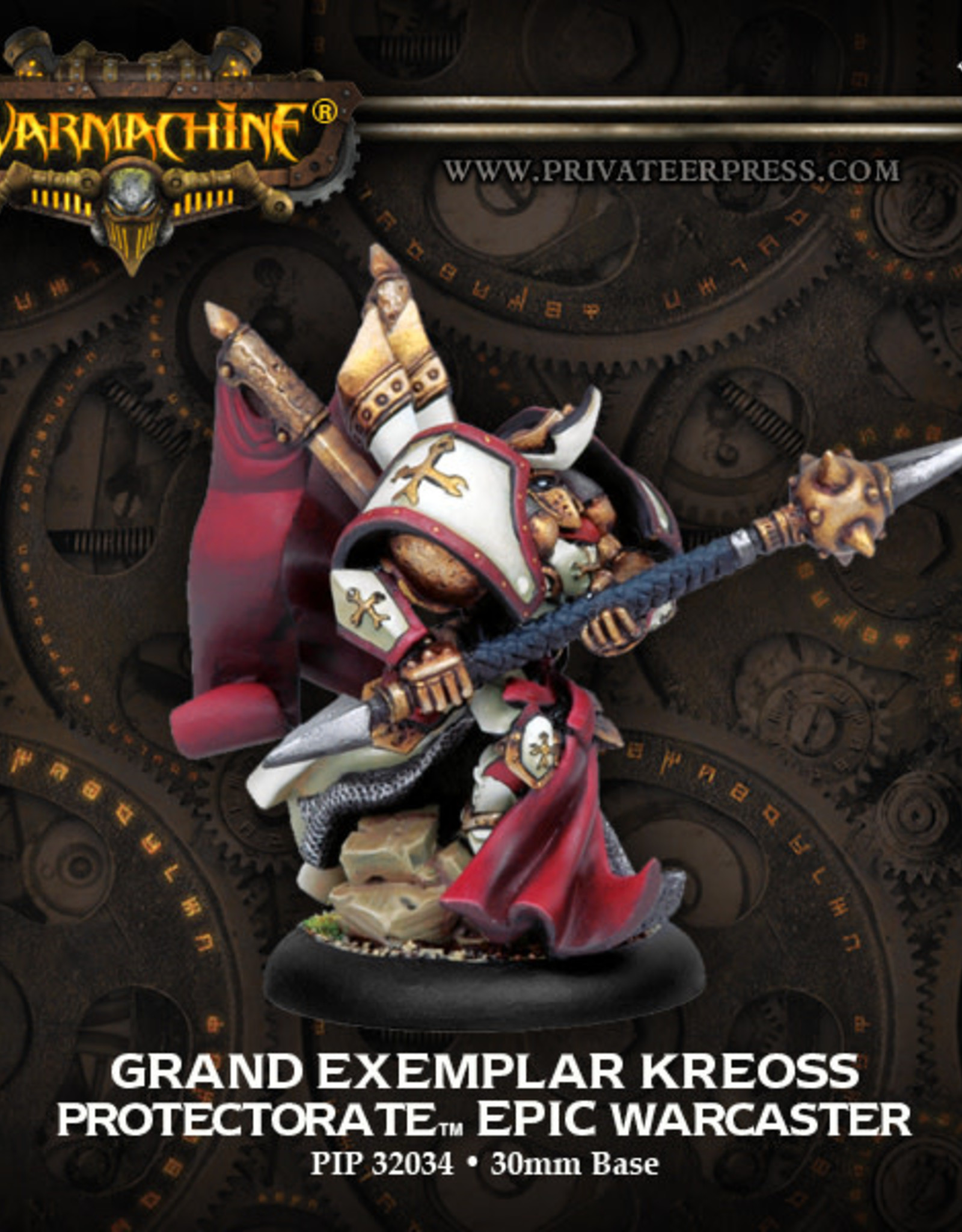 Warmachine Protectorate - Grand Kreoss