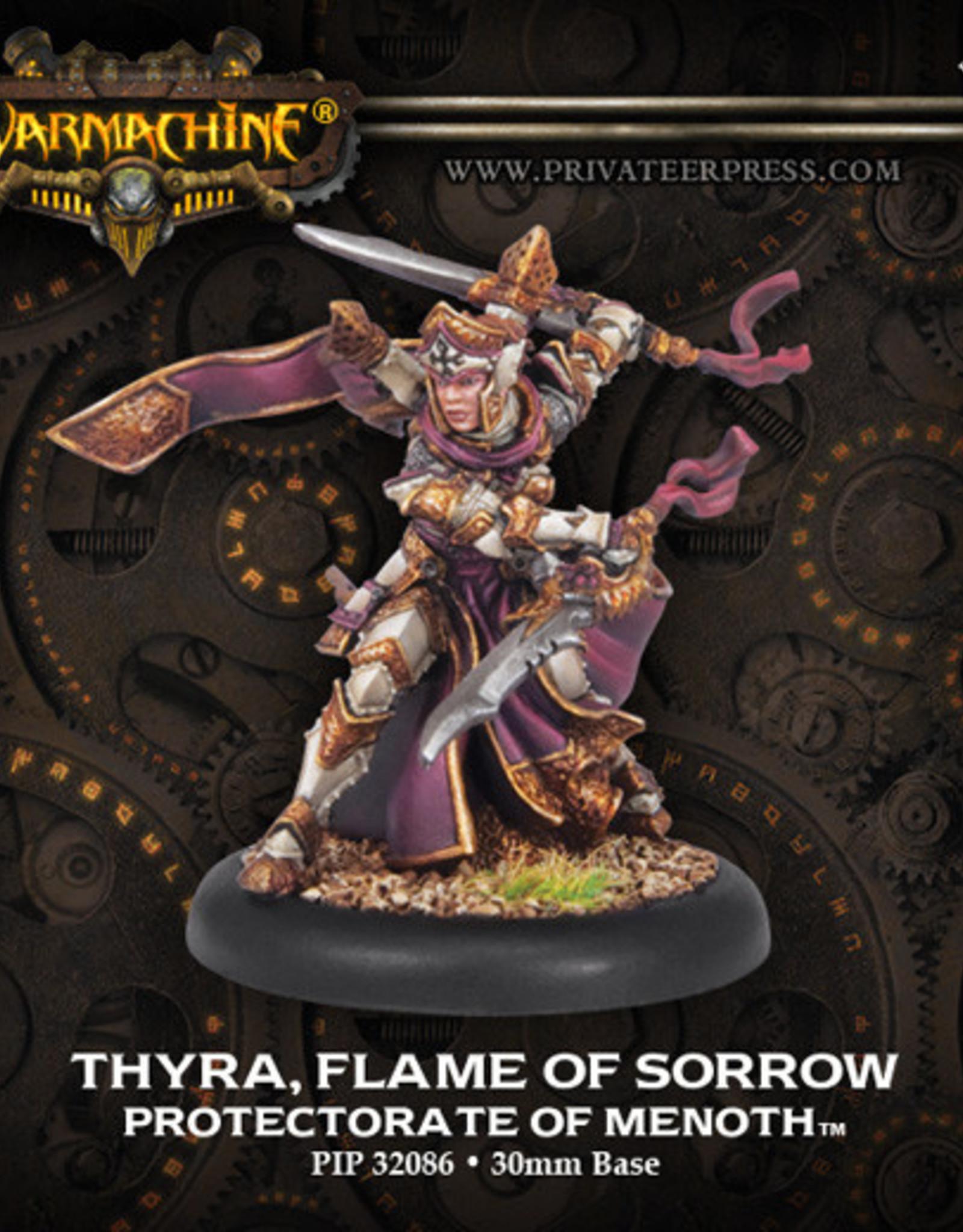 Warmachine Protectorate - Thyra