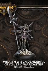 Warmachine Cryx - Wraith Witch Deneghra