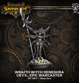 Warmachine Cryx - Wraith Witch Deneghra