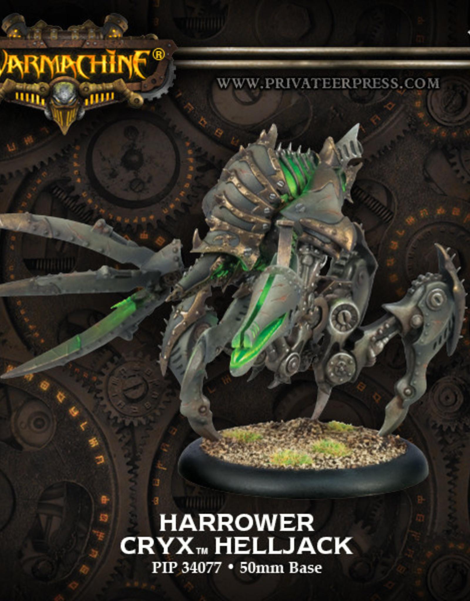 Warmachine Cryx - Harrower