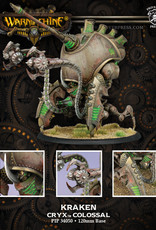 Warmachine Cryx - Kraken