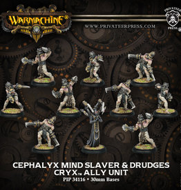 Warmachine Cryx - Cephalyx Mind Slaver