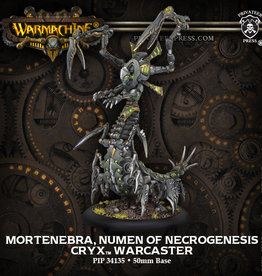 Warmachine Cryx - Mortenebra, Numen of Necrogensis