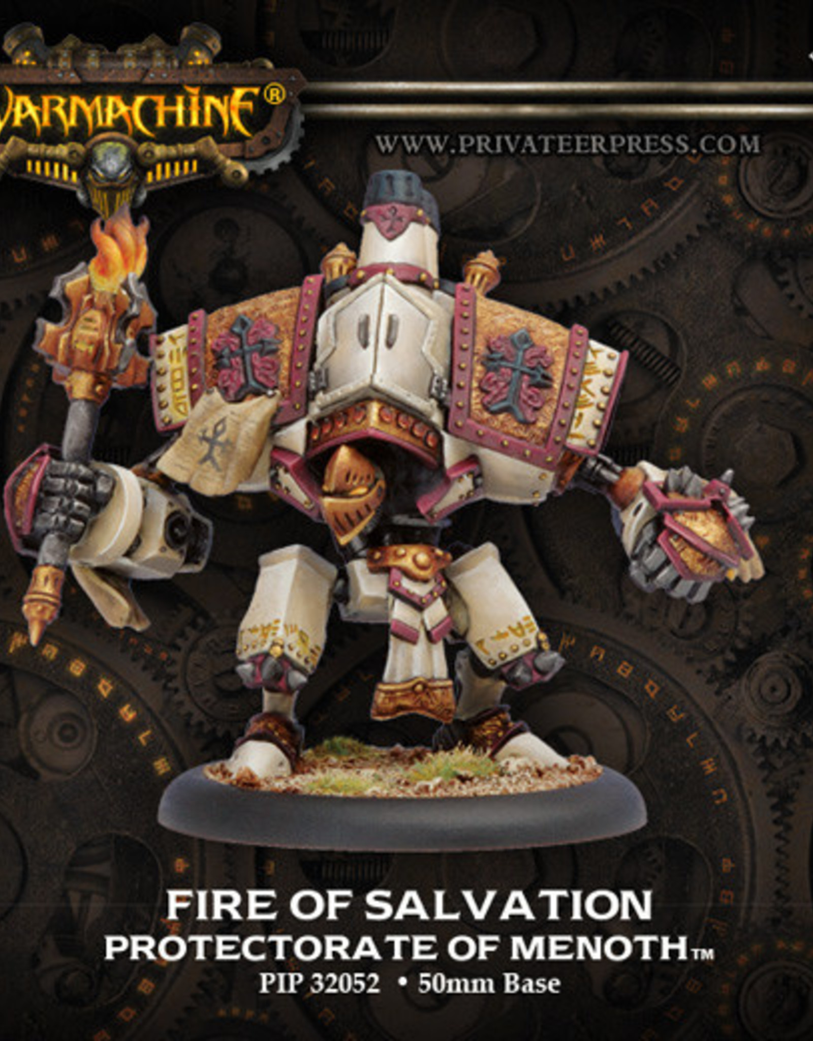 Warmachine Protectorate - Fire of Salvation