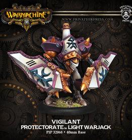 Warmachine Protectorate - Vigilant