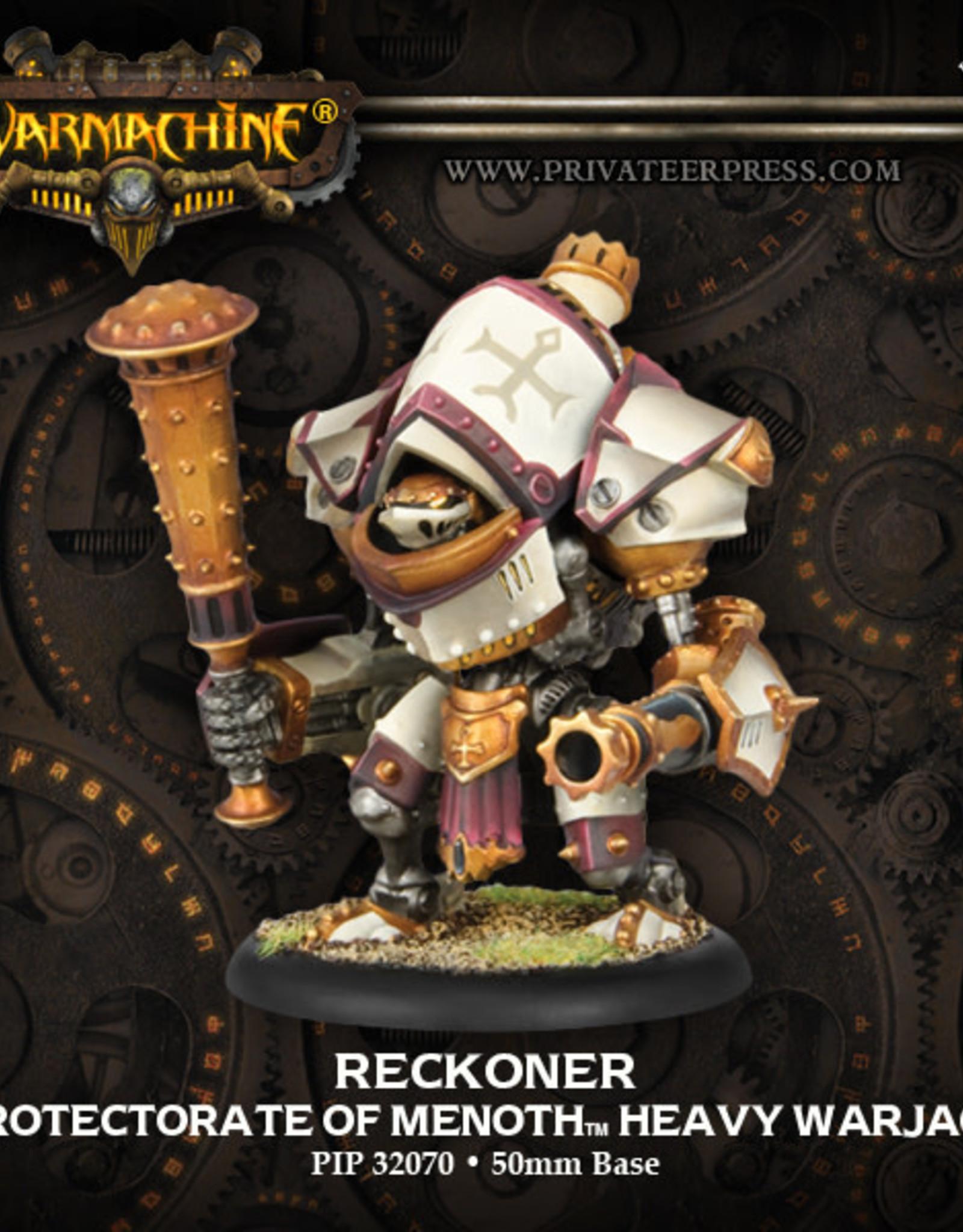 Warmachine Protectorate - Castigator/Reckoner/Sanctifier Kit