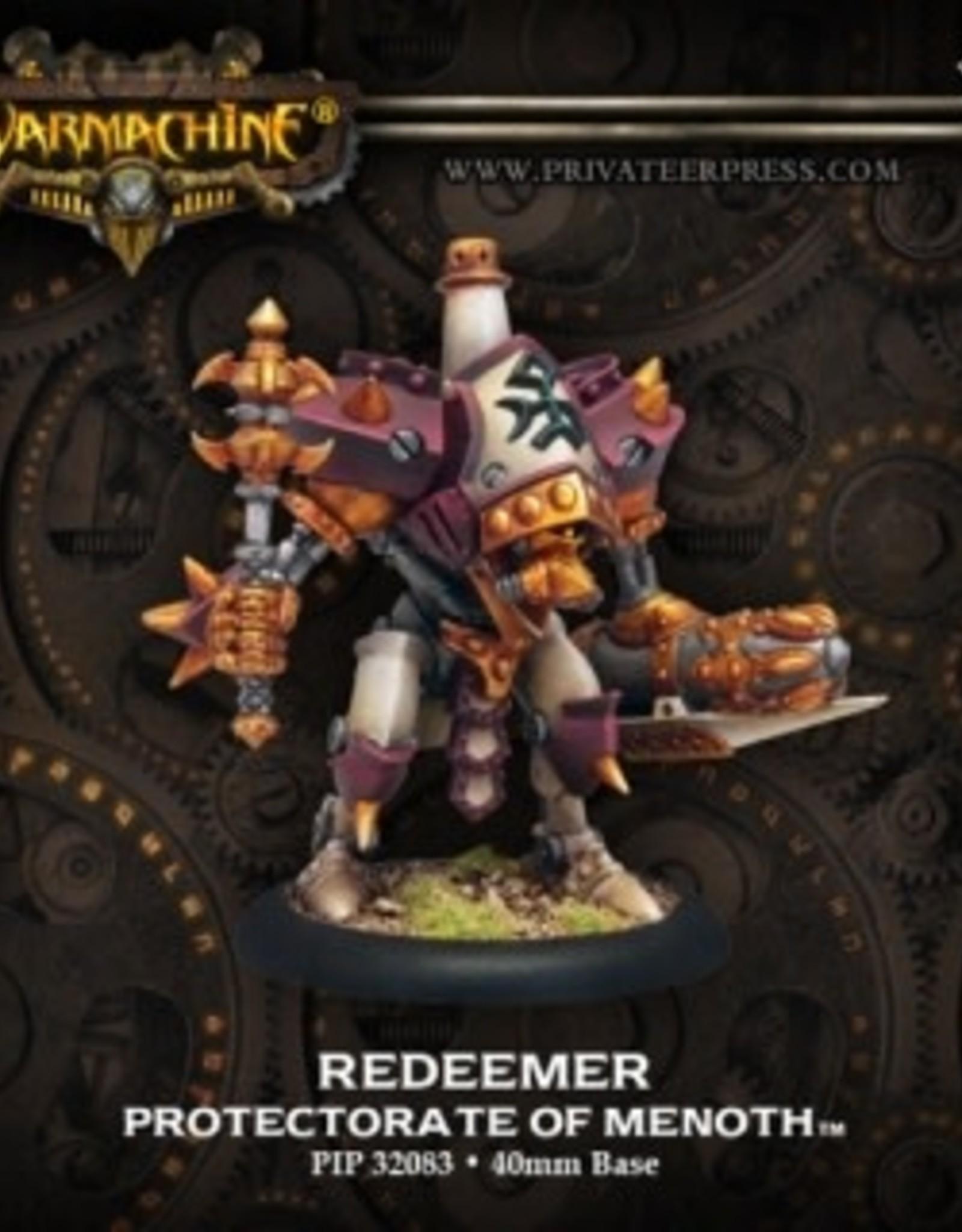 Warmachine Protectorate - Redeemer