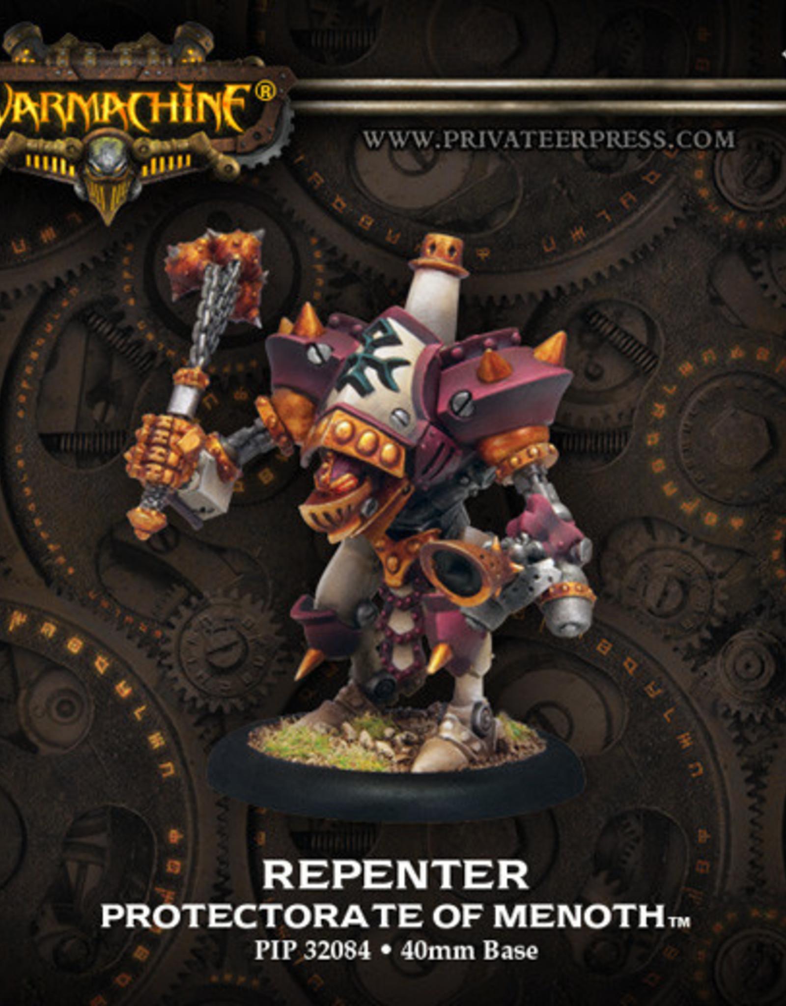 Warmachine Protectorate - Repenter