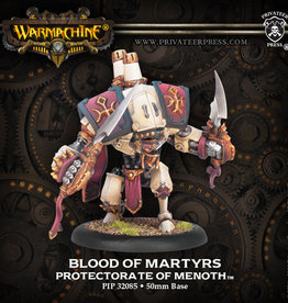 Warmachine Protectorate - Blood of Martyrs