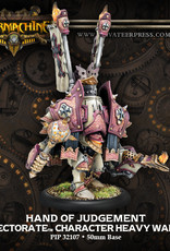 Warmachine Protectorate - Hand of Judgment