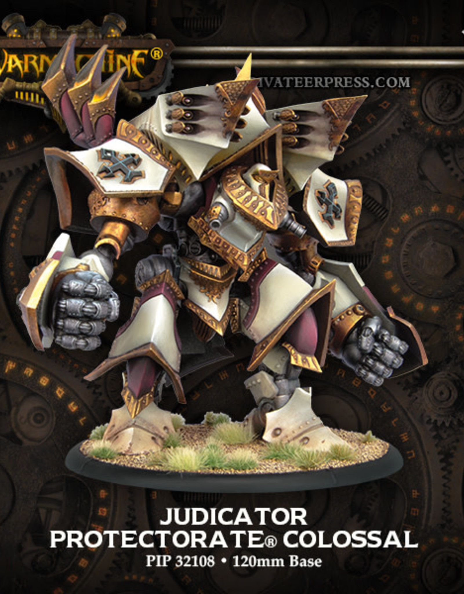 Warmachine Protectorate - Judicator/Revalator