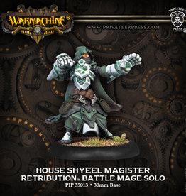Warmachine Scyrah - House Shyeel Magister