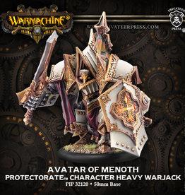 Warmachine Protectorate - Avatar of Menoth