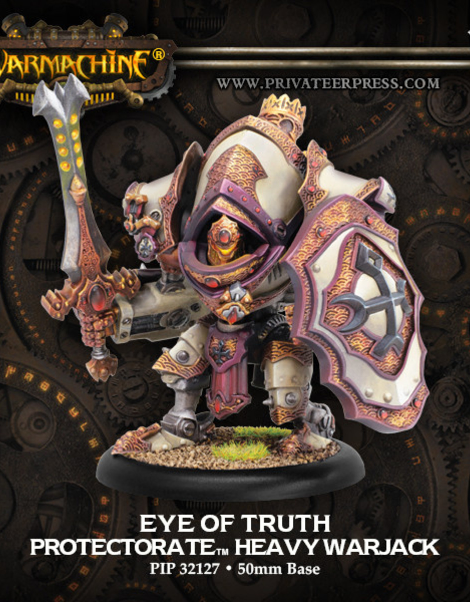 Warmachine Protectorate - Eye of Truth