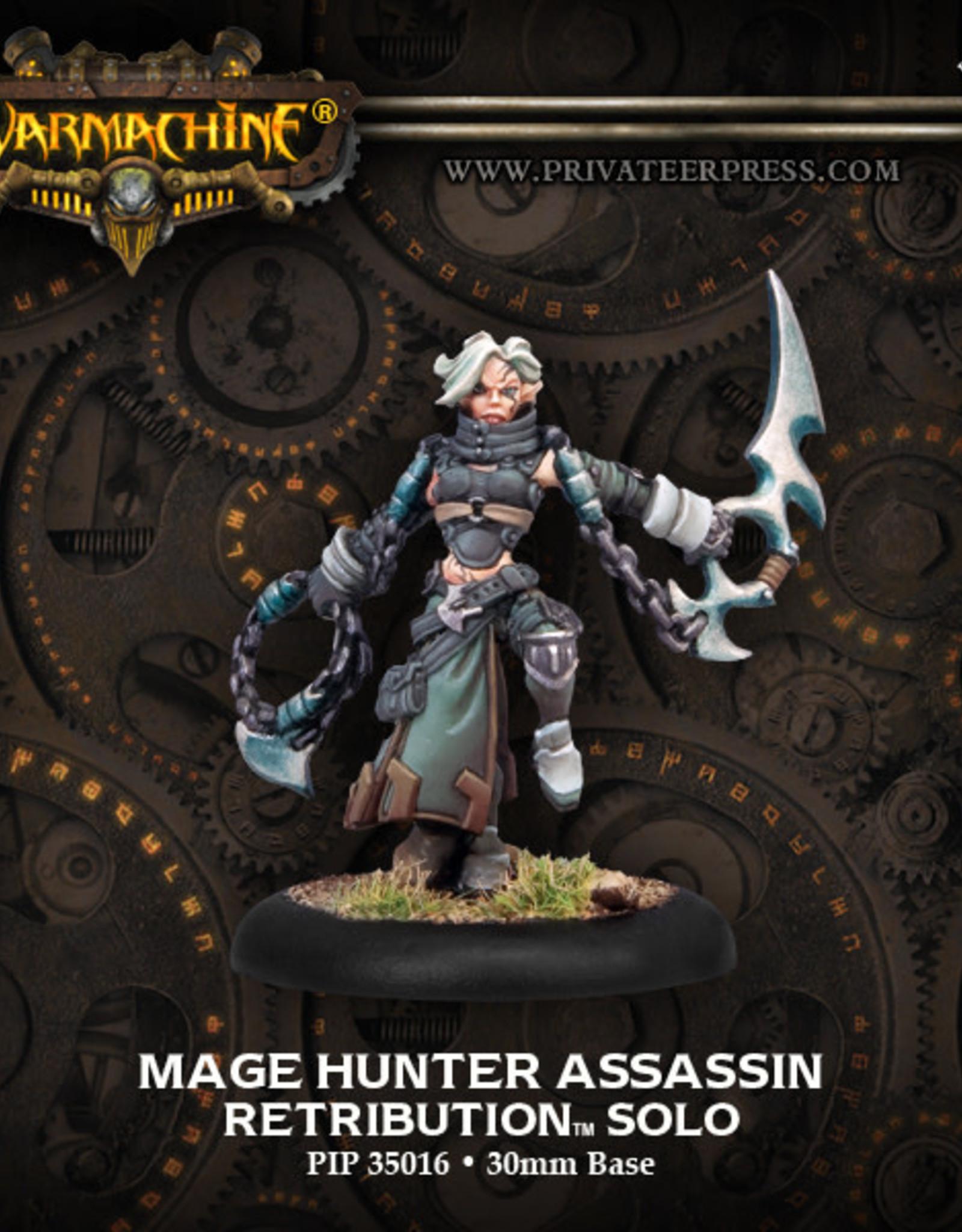 Warmachine Scyrah - Mage Hunter