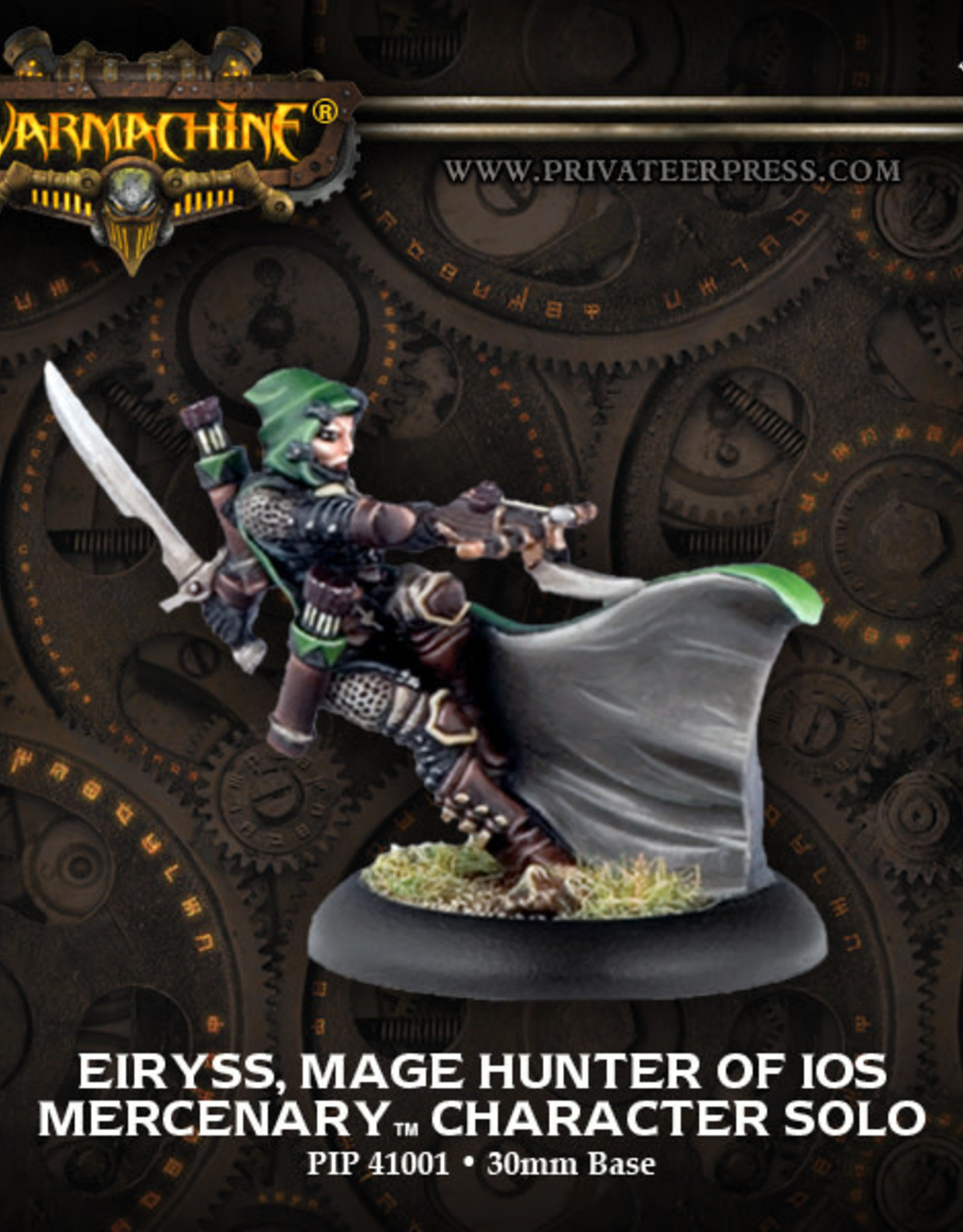 Warmachine Mercenaries - Eiryss