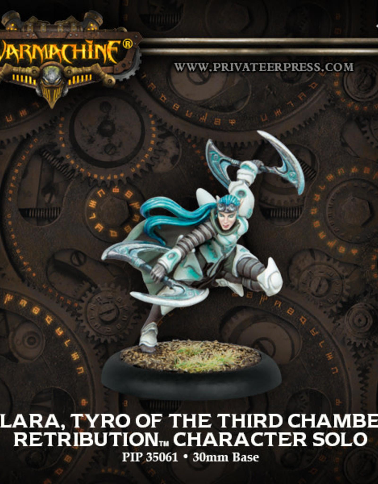 Warmachine Scyrah - Elara