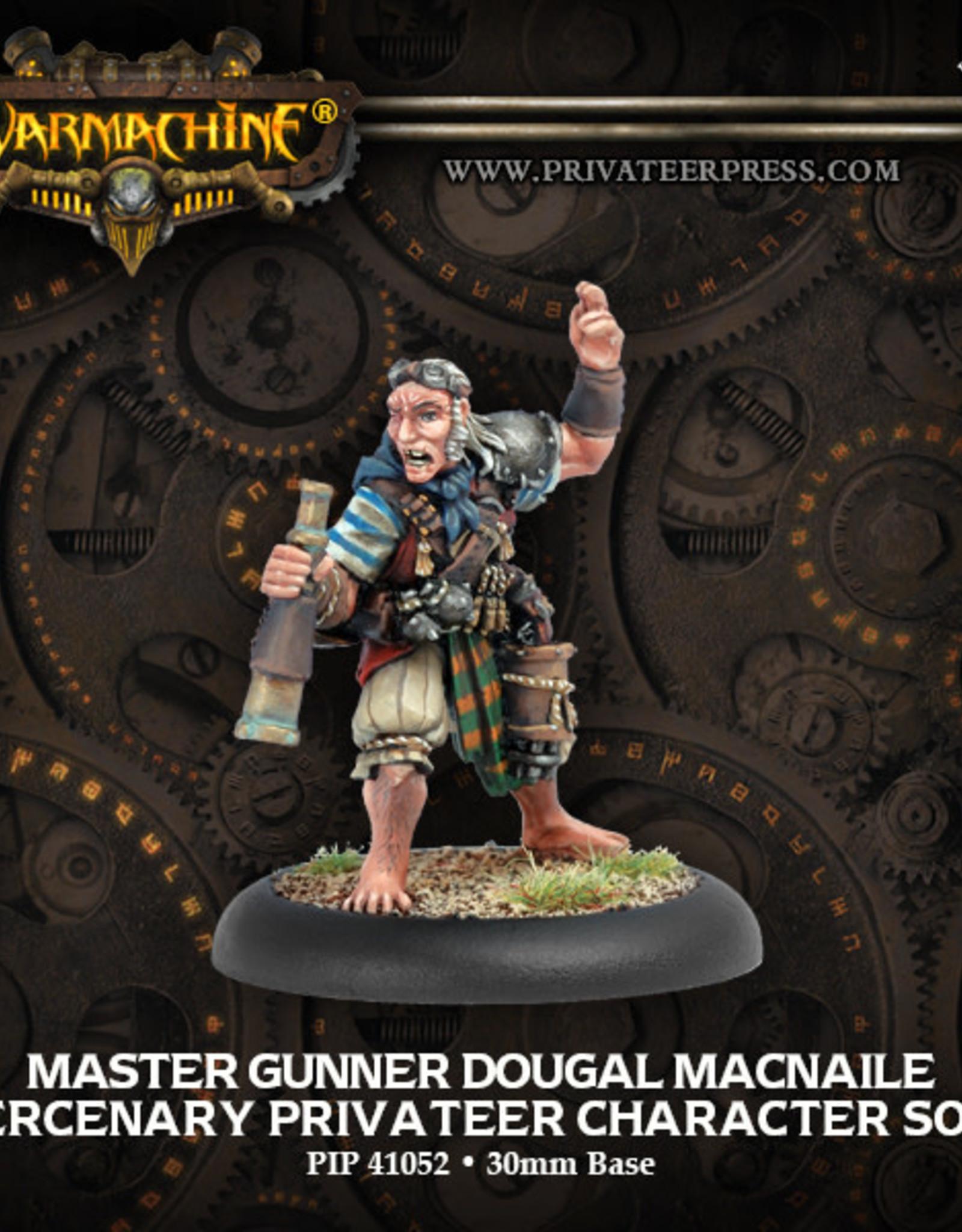 Warmachine Mercenaries - Dougal MacNaile