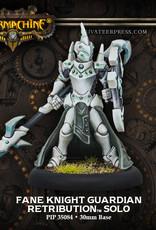 Warmachine Scyrah - Fane Knight Guardian