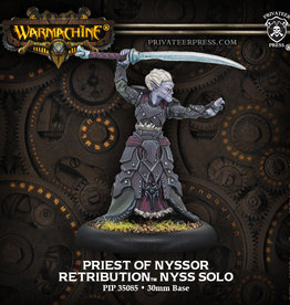 Warmachine Scyrah - Priest of Nyssor