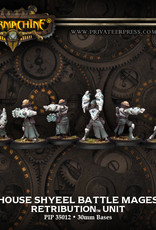 Warmachine Scyrah - Battle Mages