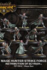 Warmachine Scyrah - Mage Hunters