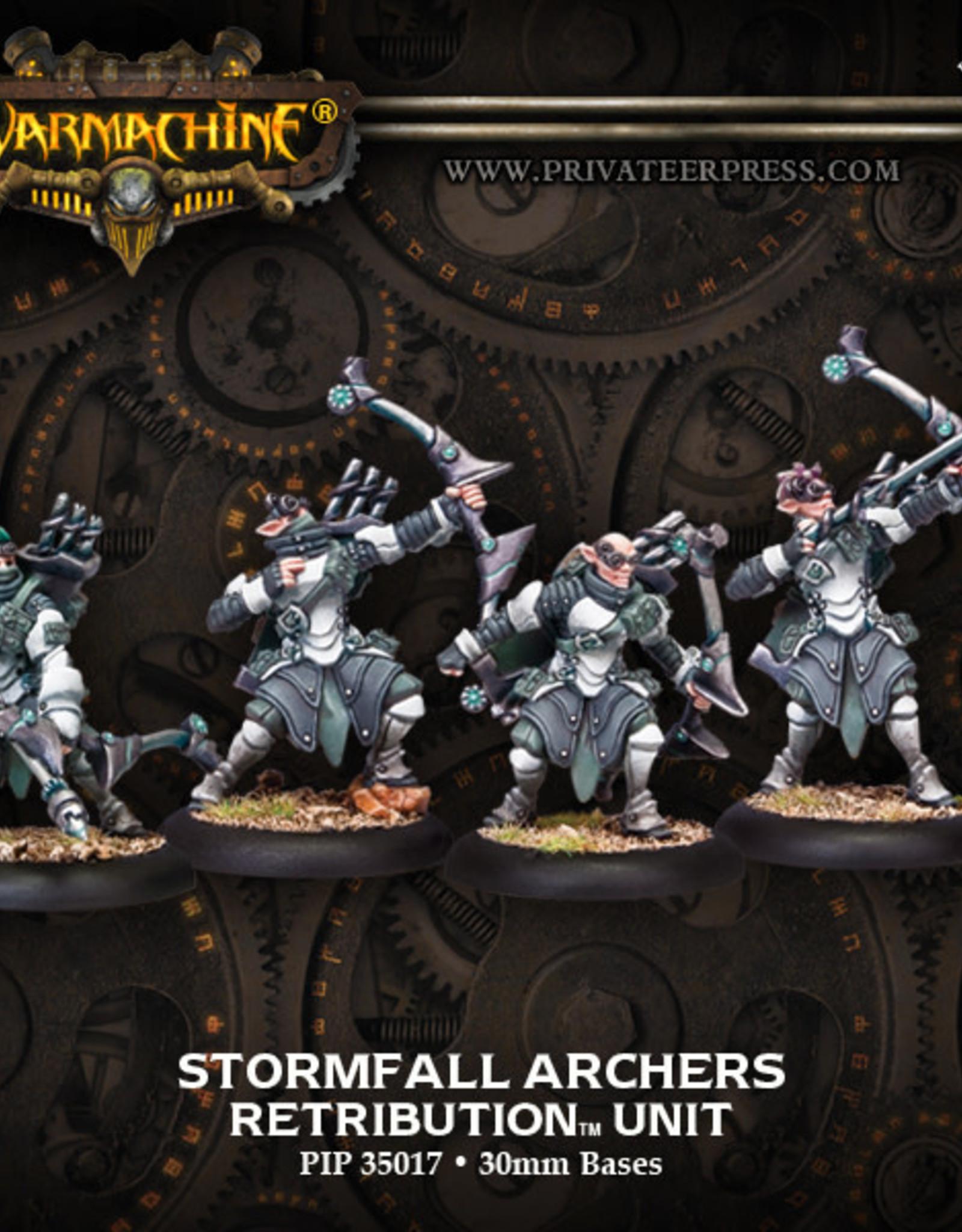 Warmachine Scyrah - Stormfall Archers