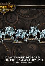 Warmachine Scyrah - Dawnguard Destors