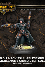 Warmachine Mercenaries - Taryn
