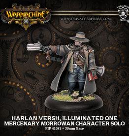Warmachine Mercenaries - Harlan Versh