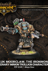 Warmachine Mercenaries Raluk Moorclaw