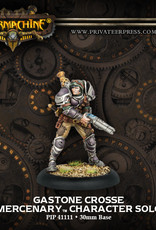 Warmachine Mercenaries - Gastone Crosse