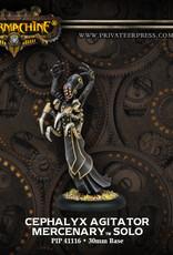 Warmachine Mercenaries - Cephalyx Agitator