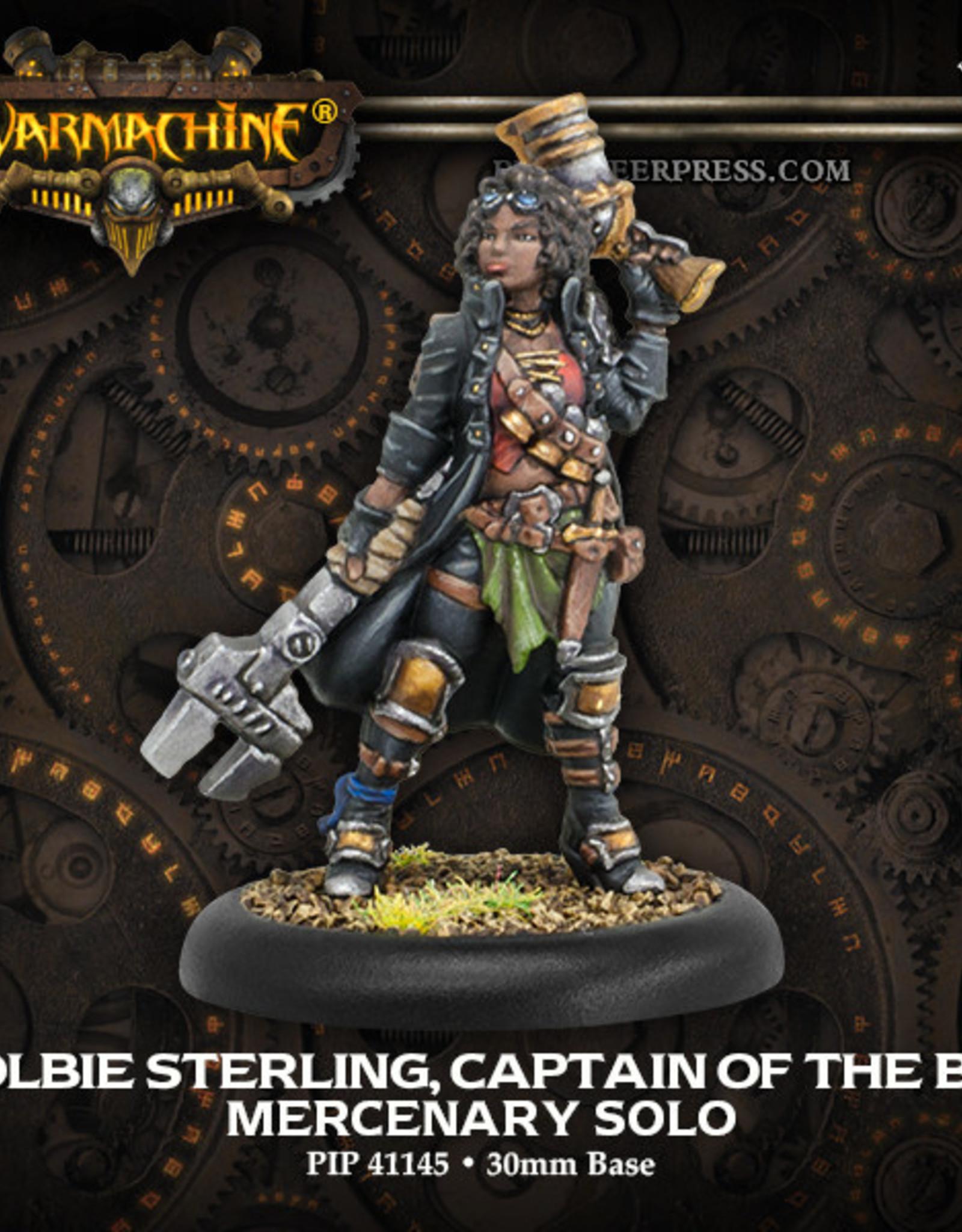 Warmachine Mercenaries - Colbie Sterling