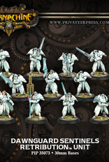 Warmachine Scyrah - Dawnguard Sentinals