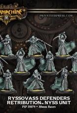 Warmachine Scyrah - Ryssovass Defenders