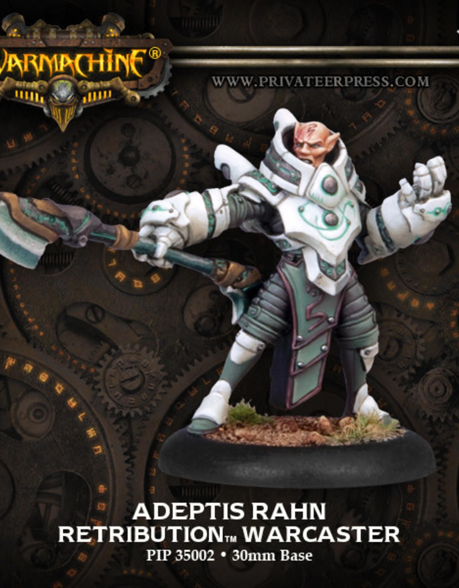 Warmachine Scyrah - Adeptus Rahn