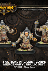 Warmachine Mercenaries - Tactical Arcanist Corps