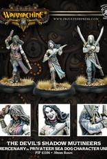 Warmachine Mercenaries - Devil's Shadow Mutineers