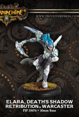 Warmachine Scyrah - Elara, Death's Shadow