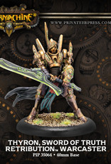 Warmachine Scyrah - Thyron, Sword of Truth