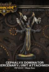 Warmachine Mercenaries - Cephalyx Dominator